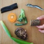 野菜の端っこ